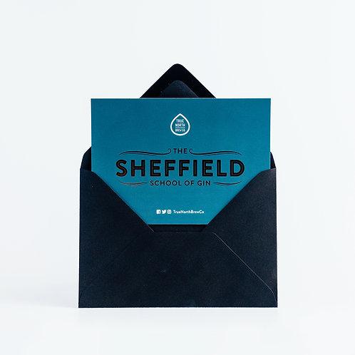 The Sheffield School of Gin - Ticket