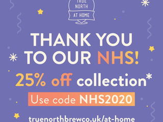 25% off for NHS Staff