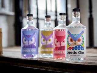Introducing Leeds Gin; premium gin, handcrafted in small batches