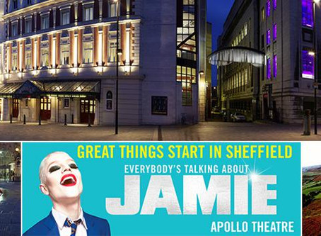 Everybody's talking about Jamie… And Sheffield!