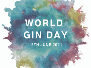 CELEBRATE WORLD GIN DAY WITH OUR YORKSHIRE GINS!