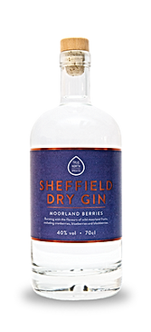 Sheffield Dry Gin - Moorland Berries | Sheffield | True North Brew Co