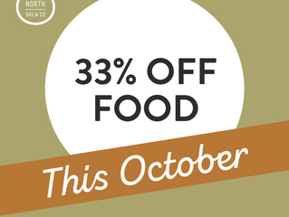 Eat Out Discount For October