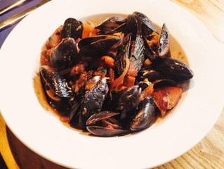 Head to The Old House to check out their mussels...