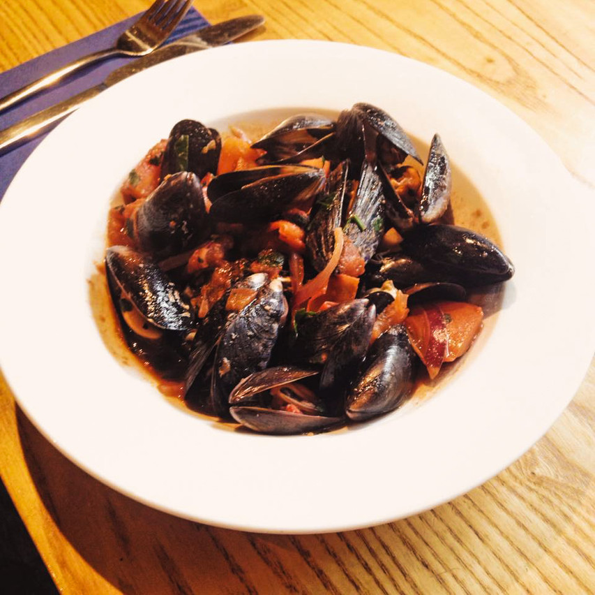 BF Mussels