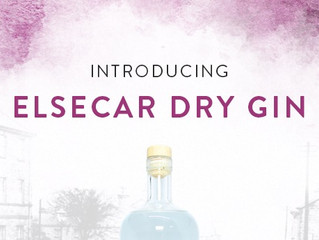 Elsecar Dry Gin is now available for a limited time!
