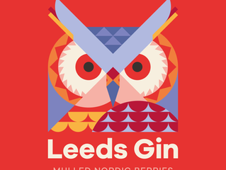 Leeds Gin - Mulled Nordic Berries