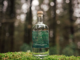 Introducing our brand new limited edition Sheffield Dry Gin...