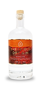 Sheffield Dry Gin - Marmalade | Sheffield | True North Brew Co