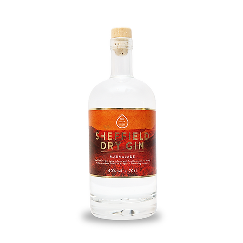 Sheffield Dry Gin - Marmalade 70cl