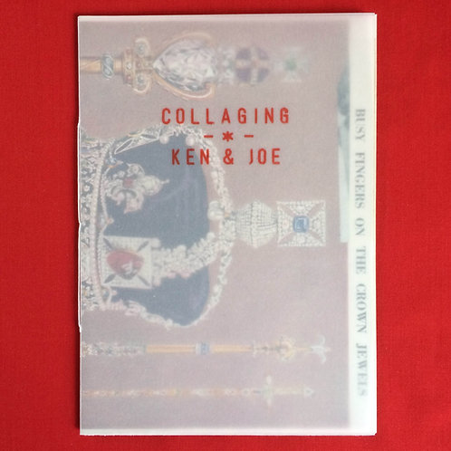 COLLAGING KEN & JOE
