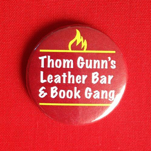 THOM GUNN'S LEATHER BAR & BOOK GANG