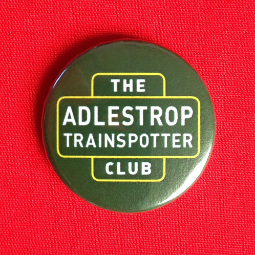 THE ADLESTROP TRAINSPOTTER CLUB