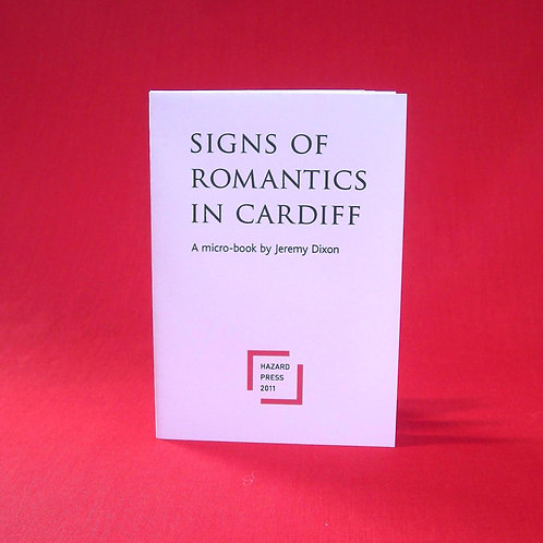 SIGNS OF ROMANTICS IN CARDIFF (FINAL 2 COPIES)