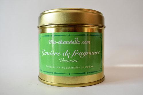 Bougie parfumée Verveine