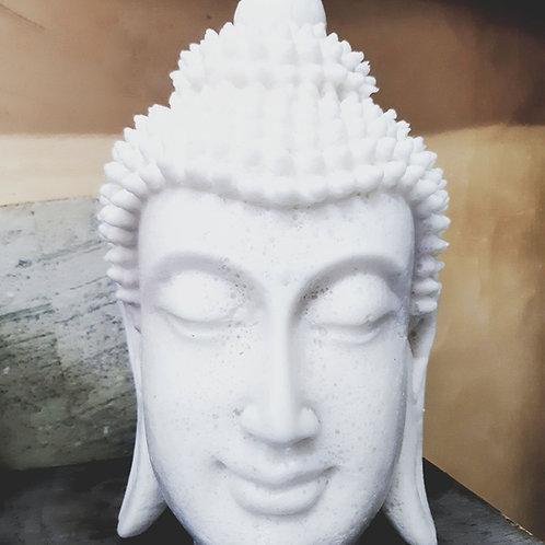 Grande tête de Bouddha