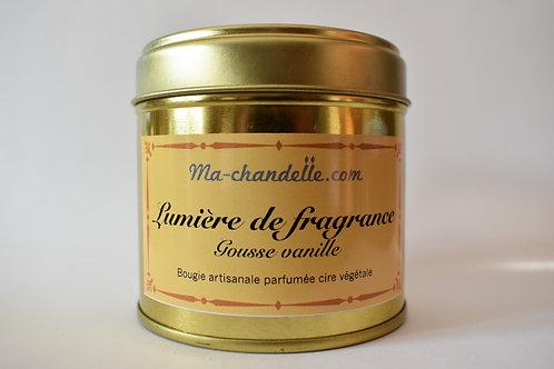 Bougie parfumée Gousse de Vanille