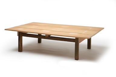 Mesa de Mesa de Tábua 150 x 100 x 40 cm