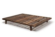 Cama Estrado de Deck e Telhado 200 x 170 x 25 cm