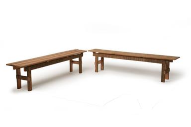 Bancos de Deck 180 x 31 x 45 cm