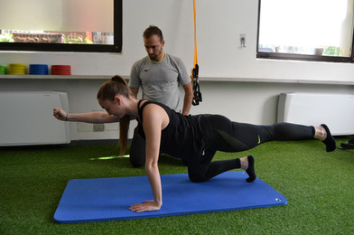 Lezioni individuale con trainer
