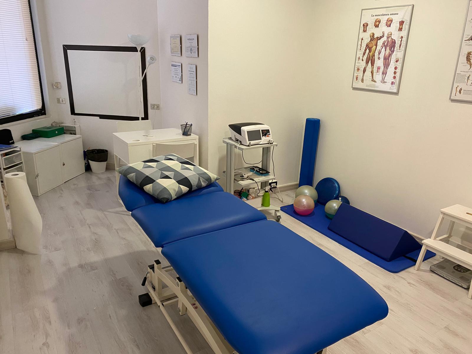 Seduta fisioterapica