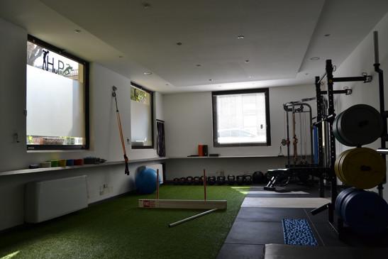 Sala training