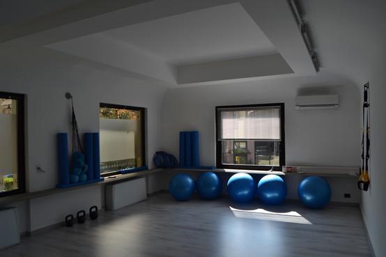 Palestra pilates e yoga