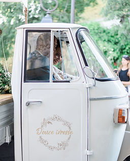 Vespabar cocktail truck
