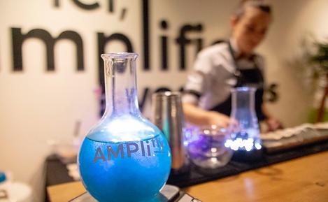 barman cocktail moléculaire