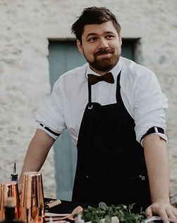 barman mixologue mariage