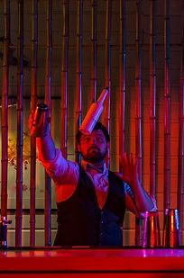 barman jongleur pour une soirée privée a Montpellier