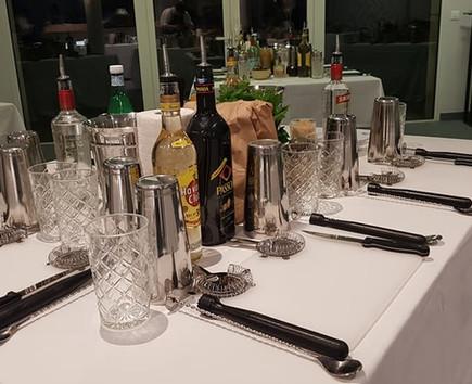 animation cours de cocktails