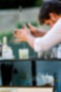 barman mixologue