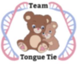 Team Tongue Tie Logo