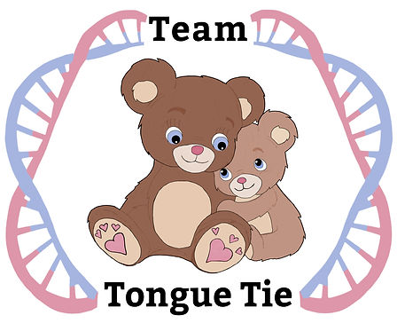 Team Tongue Tie Logo