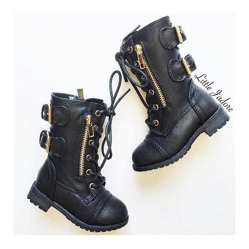 Jessie Black Boots