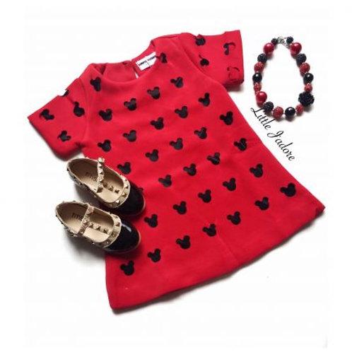 Mickey Shift Dress