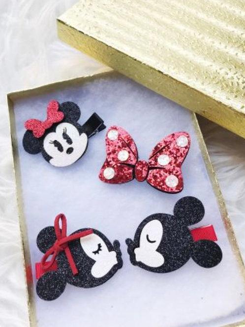 Mouse Bow Set