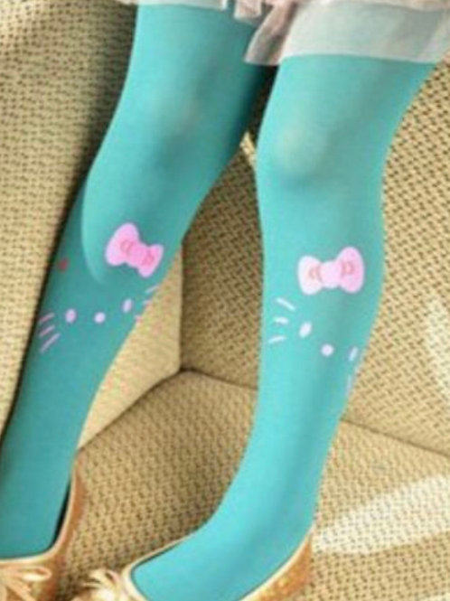 Hello Kitty Candy Color Tights