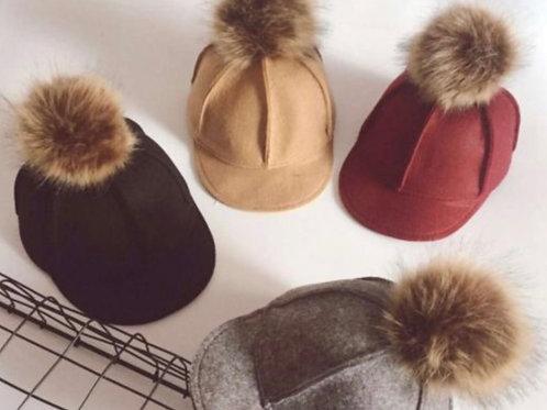 Fur Wool Hat