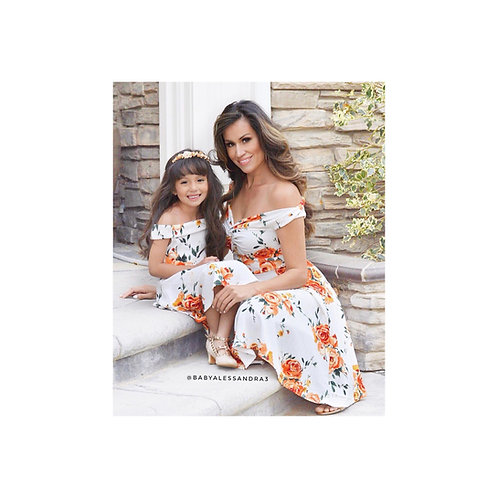 Mommy and Me Valentina Dress