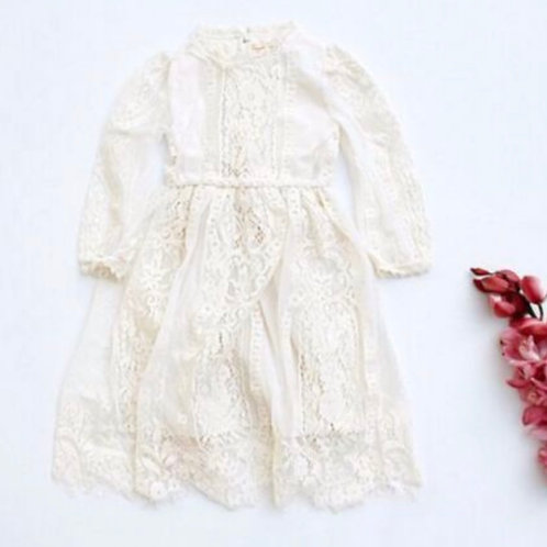 Abby Lace Dress