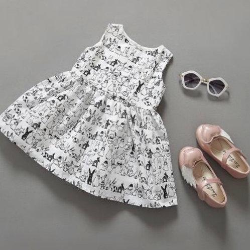 Vintage Bunny Dress
