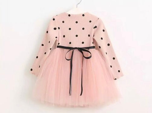 Polkadot Tulle Dress