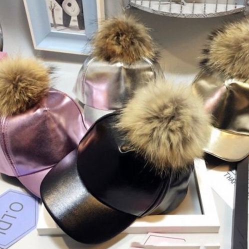 Faux Fur Hat