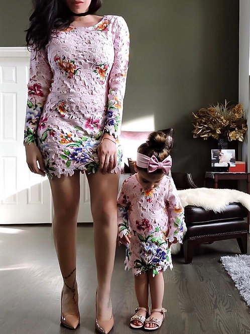 Mommy and Me Amelia Dress
