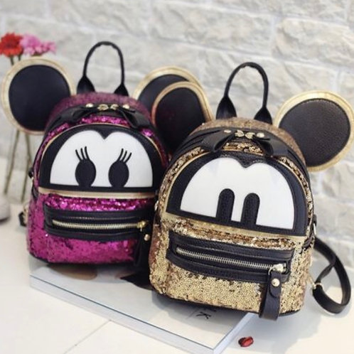 Sequin M Bag