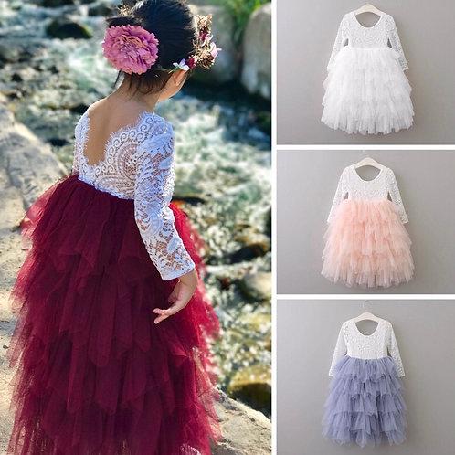 Cecilia Long Dress