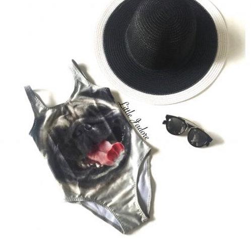 Pug Swimsuit